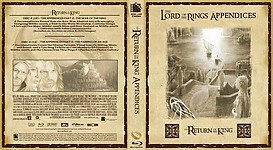 Lord of the Rings Custom Bluray Collection - Uncovered Inner