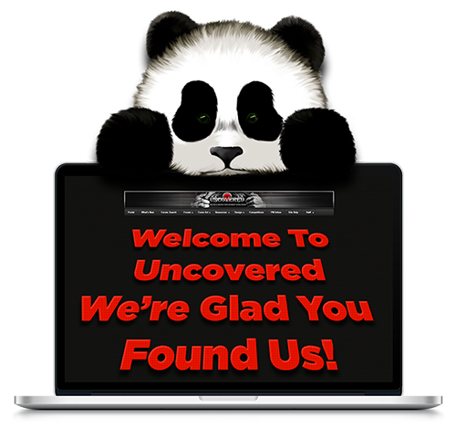 Welcome To Uncovered